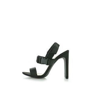 Černé sandály Millie