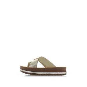Zlaté pantofle Ashlyn