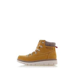 Žluté kotníkové boty 49285