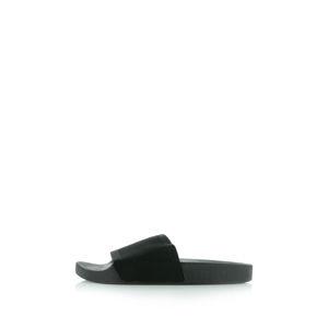 Černé pantofle Brenna