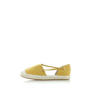 Žluté mokasíny 5-24211
