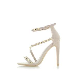 Béžové sandály Lombardia