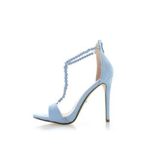 Světle modré sandály Kaela