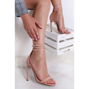 Béžové sandály Wink I