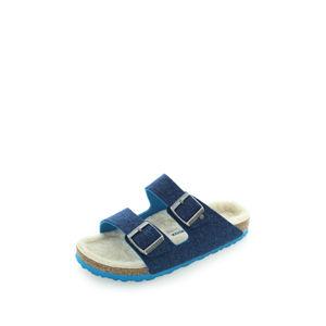 Dámské tmavě modré pantofle Arizona Doubleface