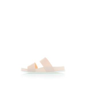 Béžové pantofle Avery