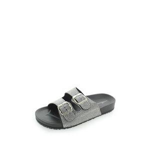 Černé pantofle Jazmin
