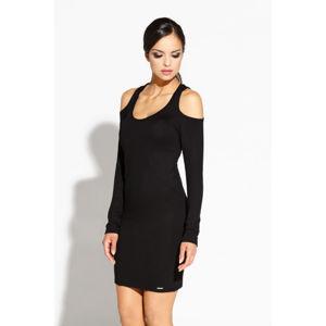 Černé šaty Epien