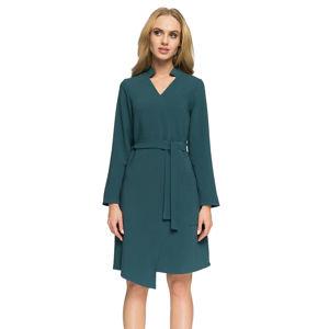 Zelené šaty S058