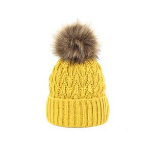Žlutá čepice Jullien