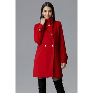 Červený kabát M623