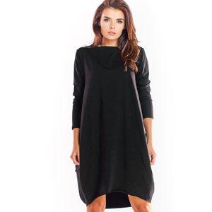 Černé šaty M232