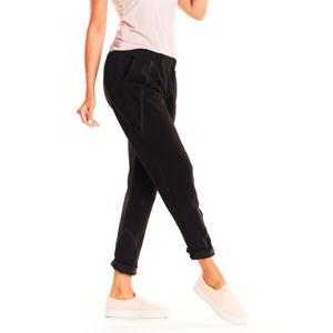 Černé kalhoty M188