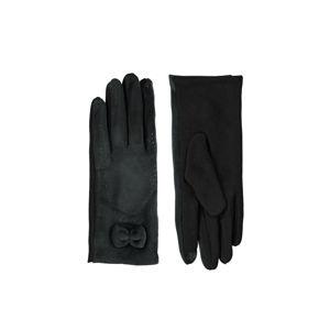 Černé rukavice Parisa
