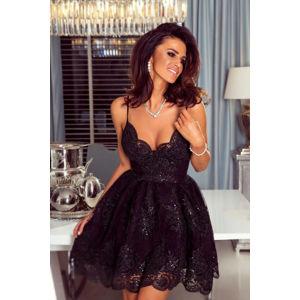 Černé šaty Blanca