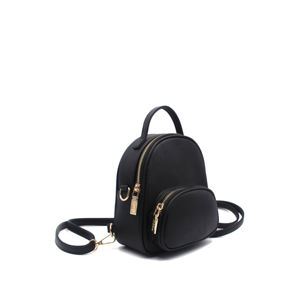 Černý batoh 39018