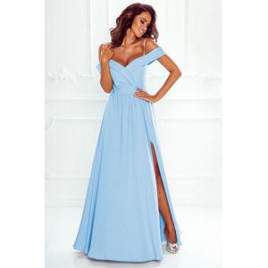 Světle modré šaty Elizabeth