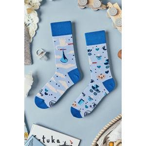 Modré ponožky It's a Boy