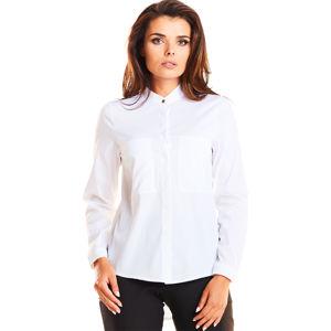 Bílá košile A249