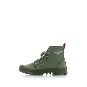 Zelené kotníkové boty Pampa Hi Dare