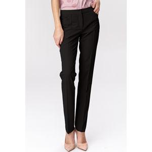 Černé kalhoty SD39