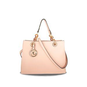 Světle růžová kabelka Annette