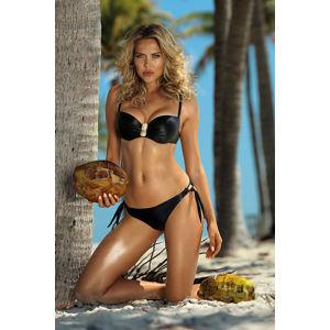 Černé push-up bikini Joyce