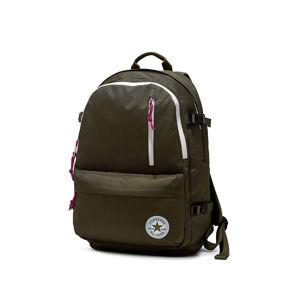 Zelený batoh Straight Edge Backpack