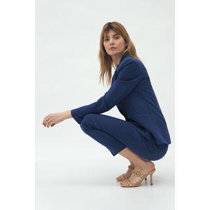 Tmavě modré kalhoty SD59