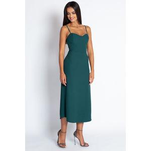 Zelené šaty Nail