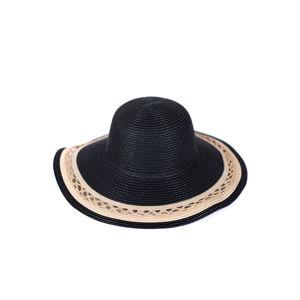 Černý klobouk Corinth