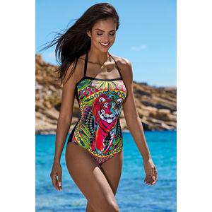 Vícebarevné plavky Syvelle