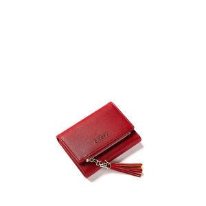 Bordová peněženka Cynthia