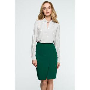 Zelená sukně S127