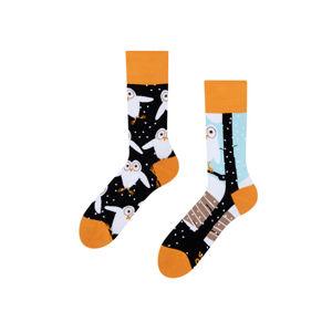 Vícebarevné ponožky Owls