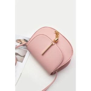 Růžová kabelka Melina
