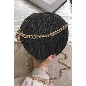 Černá kabelka Melany