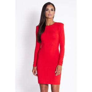 Červené šaty Nico