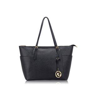 Černá kabelka Lou
