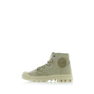 Béžové kotníkové boty Pampa Hi