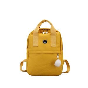 Žlutý batoh Kitty
