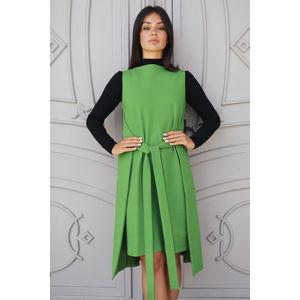 Zelené šaty B126