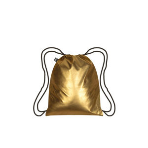 Zlatý batoh Metallic Matt Gold Backpack