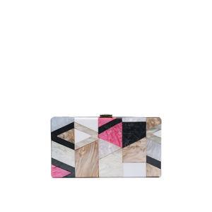 Vícebarevná kabelka 18424