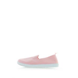 Růžové slip-on tenisky Flavie