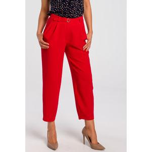Červené kalhoty S187