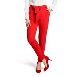 Červené kalhoty MOE 363