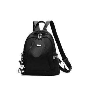 Černý batoh Love