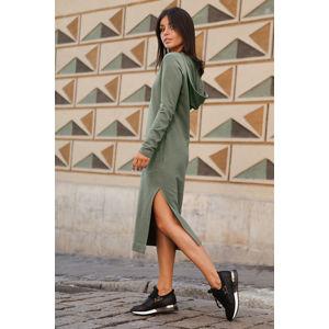 Zelené šaty B128