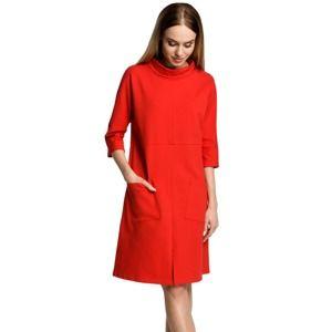 Červené šaty M353